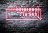 Underground Comedy Stand-up Night Show – Praha