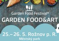 Garden Food Festival - Rožnov pod Radhoštěm