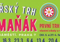 Farmářské trhy Heřmaňák - Praha