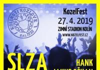 Kozel Fest - Zimní stadion Kolín