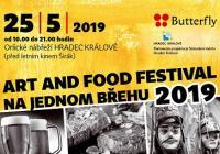 Art and Food festival Na jednom břehu