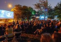 Letní kino Klubovna