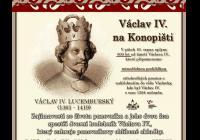Václav IV. na Konopišti
