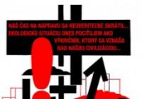 Rudolf Sikora / Konec světa? (Ekologický komiks)