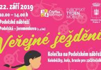 Veřejné ježdění - Praha