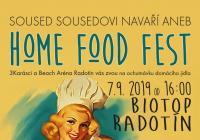 Home Food Fest v Praze