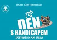 Plzeňský Den s handicapem láká na sport i zábavu pro celou rodinu