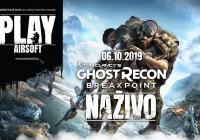 PlayAirsoft.cz - Ghost Recon Naživo