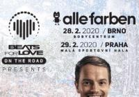 Beats For Love – On the Road – Praha