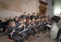 Vánoční koncert ZUŠ I. Hurníka Praha 2 – Královské Vinohrady