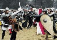 Zimní bitva - Podbořany