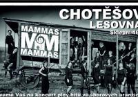 Mammas&Mammas  v Lesovně chotěšovského kláštera