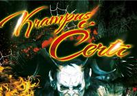 Pochod vídeňských čertů - Krampus show