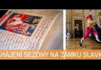 Zahájení sezóny na zámku Slavkov u Brna