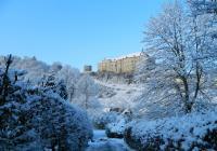 Zimní prohlídky hradu Český Šternberk