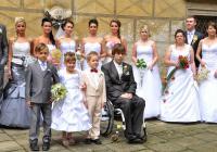 Svatební veletrh na zámku v Náměšti nad Oslavou