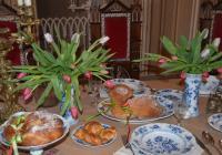 Velikonoční vaření na hradě Bítov