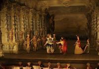 Novodobá světová premiéra barokní opery v Zámeckém barokním divadle Český Krumlov