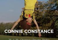 Connie Constance v Praze