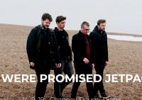 We Were Promised Jetpacks v Praze