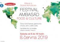Festival ambasád Food & Culture