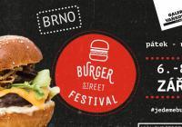 Burger Street Festival u Vaňkovky