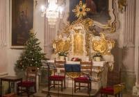 Adventní prohlídky a koncert na zámku Steknik