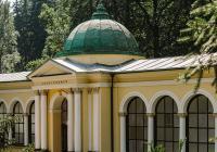 Pitný pavilon Lesního pramene, Mariánské Lázně