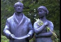 Sousoší Goethe a Múza