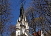 Kaple Panny Marie Bolestné, Mariánské Lázně