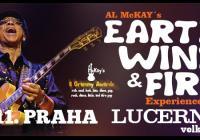 Earth, Wind & Fire Experience & Al McKay v Praze