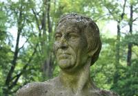Busta Václava Skalníka, Mariánské Lázně