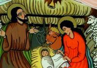 Vánoční výstava / V půlnoční hodinu anděl se zjevuje