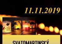 Svatomartinský lampionový průvod - Brno Maloměřice