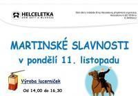 Martinské slavnosti - Brno Slatina