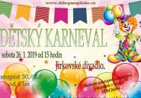 Karneval pro děti - Jirkov