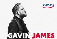 Gavin James v Praze