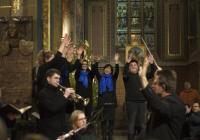 Adventní koncert tlumočený do znakového jazyka
