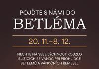 Výstava Betlémů v Obchodním centru Fontána v Karlových Varech