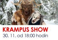 Krampus show - Dragoun Cheb