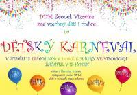 Karneval pro děti - Dům kultury Vizovice