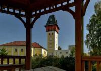 Vodárenská věž, České Budějovice