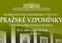 """""""Pražské vzpomínky"""" s Václavem Houfkem"""