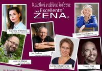 Excellentní žena - 14. vzdělávací a zážitková konference