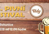 Pivní festival - Brno Bohunice