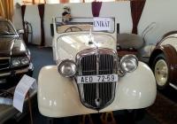 Auto-moto muzeum, Františkovy Lázně