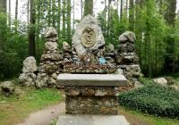 Lesní pobožnost, Františkovy Lázně