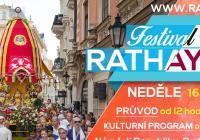 Ratha-yatra - festival ozdobených vozů