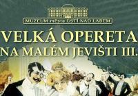 Velká opereta na malém jevišti III.