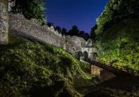 Hradozámecká noc na hradě Litice